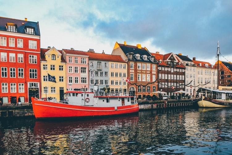Les quais de Copenhague
