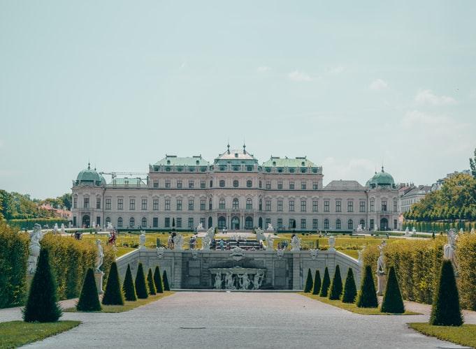 Palais à Vienne
