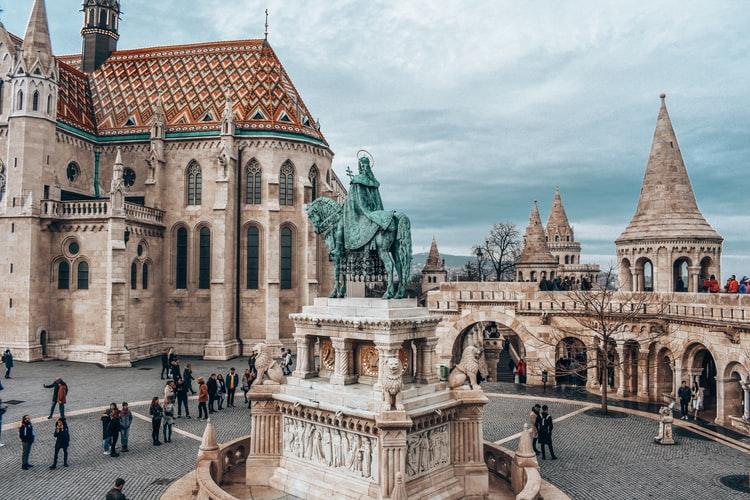 Bastion des pécheurs à Budapest