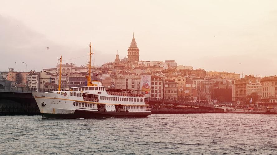 Le Bosphore d'Istanbul