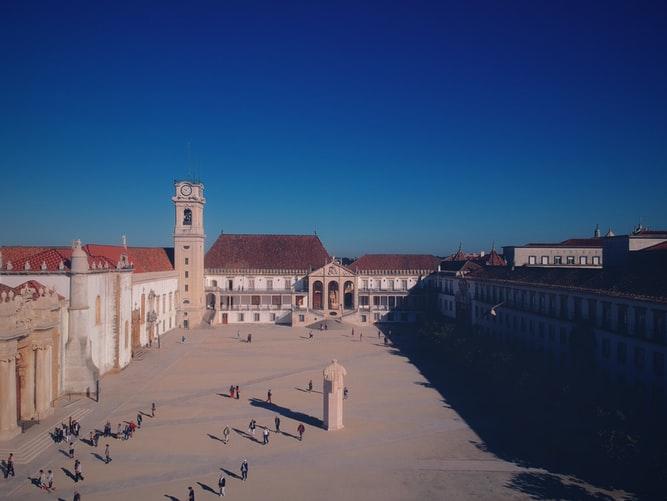 L'université historique de Coimbra