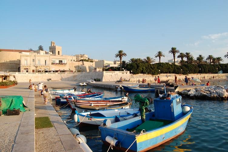 Centre ville de Lecce