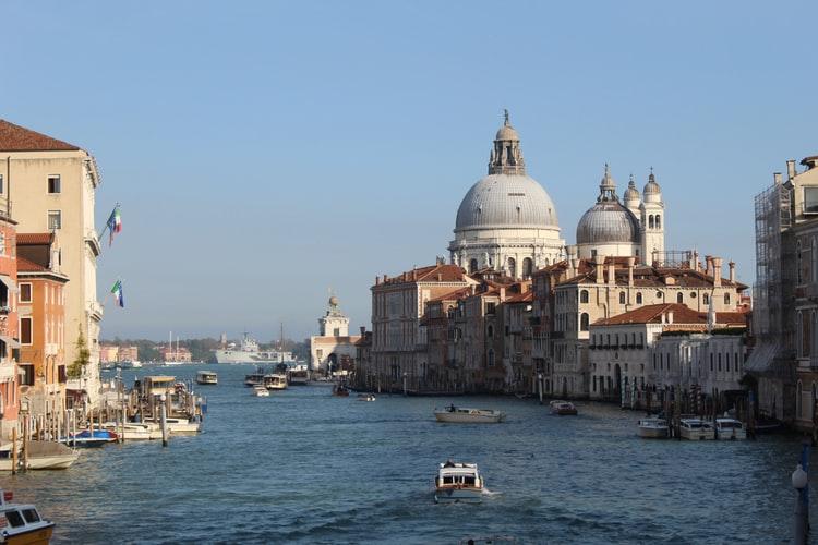 La Piazza San Marco à Venise