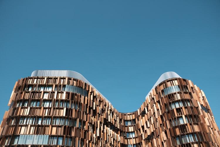 Un des bâtiments contemporains de Milan