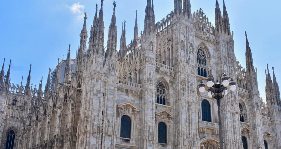 La Cathédrale Dumo de Milan