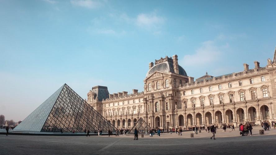 Le musée le plus visité du monde : le musée du Louvre