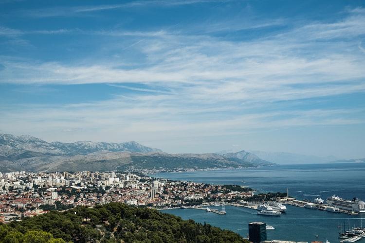Split et ses environs