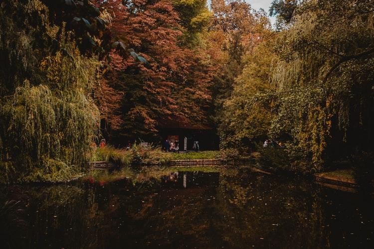 Le parc de Maksimir