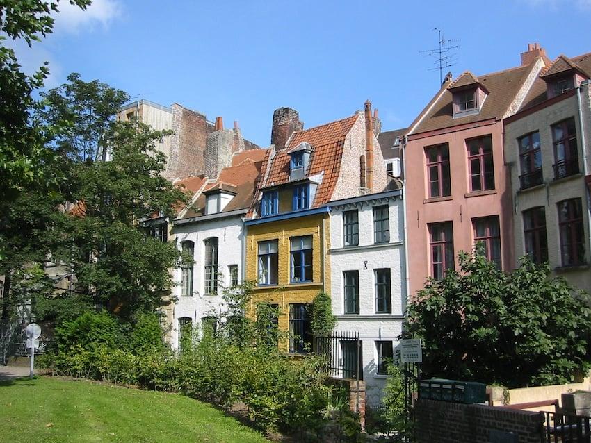 Place Gilleson à Lille