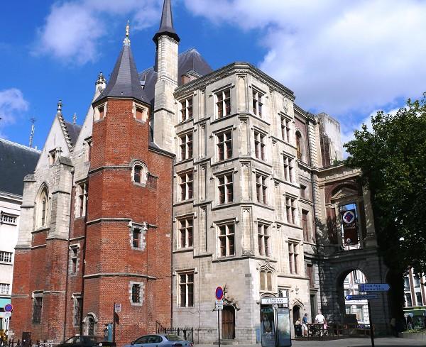 Palais à Lille