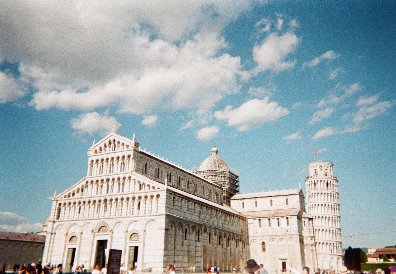 Le Duomo et le Baptistère