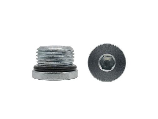 6408-H - Male O-Ring Boss Hex Plug