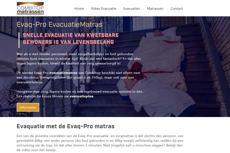 website evaq-pro-line