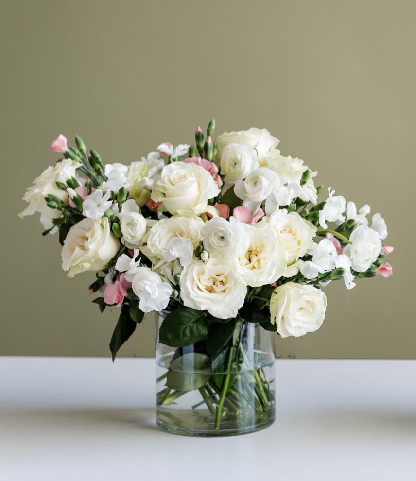 Isn't She Lovely is a celebration of life. DIY Flower kits from Poppy.