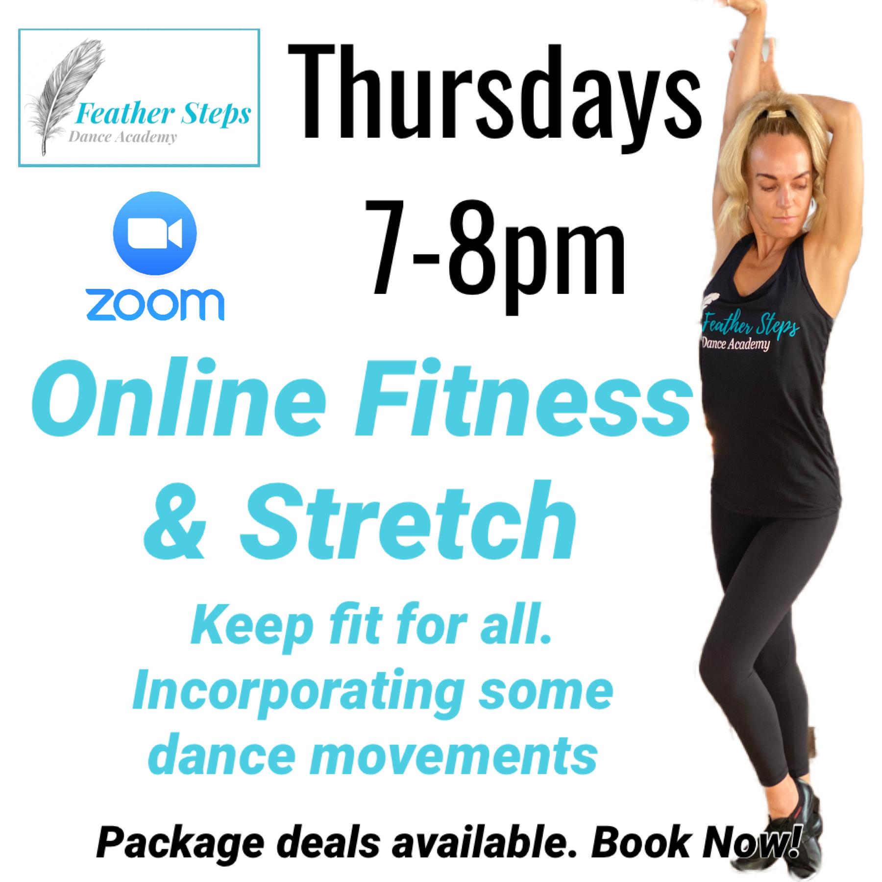Fitness & Stretch Class