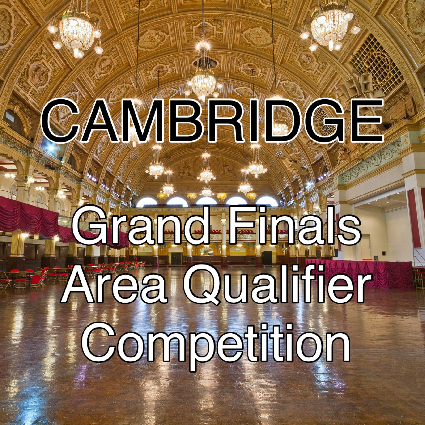 Cambridge Grand Finals Area Qualifier