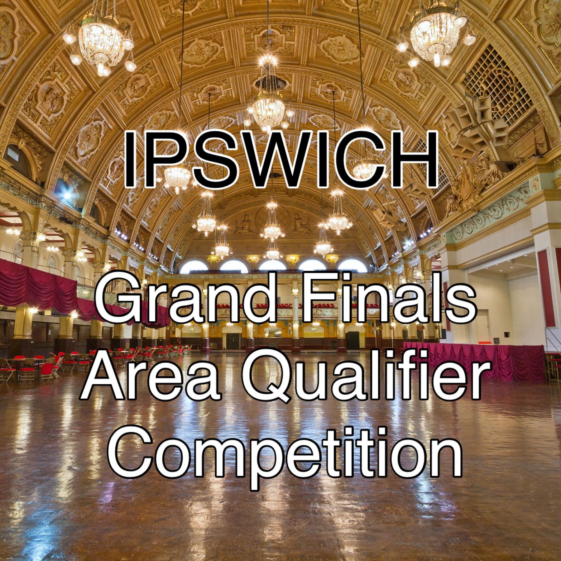 IPSWICH GRAND FINALS AREA QUALIFIER