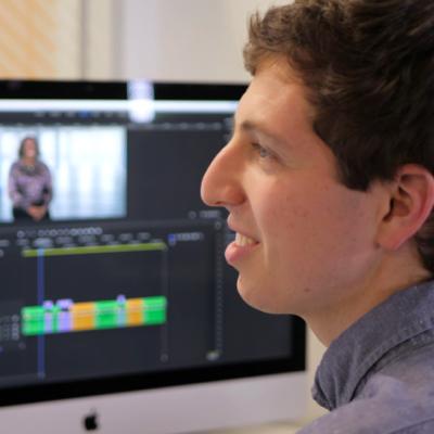 Hal Zeitlin Editing Proces - Lasser Media