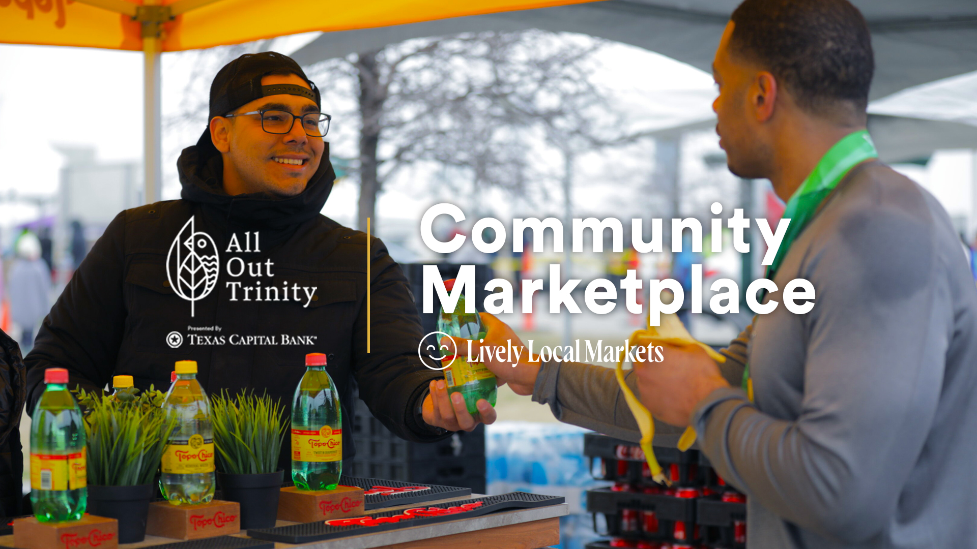 All Out Trinity Marketplace [Postponed]