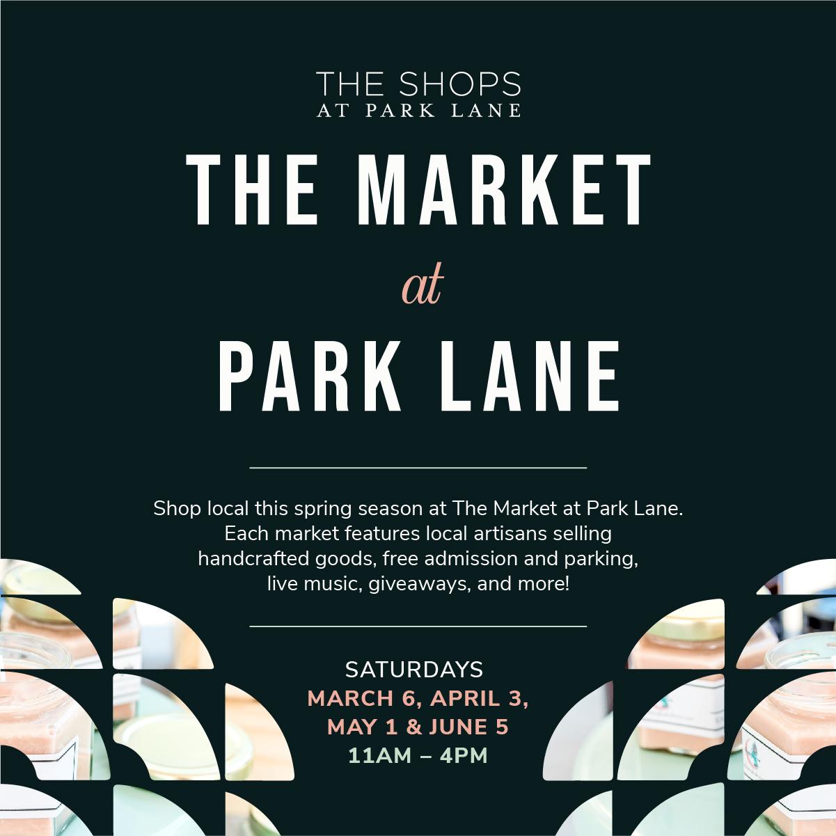 The Market At Park Lane — November 2021