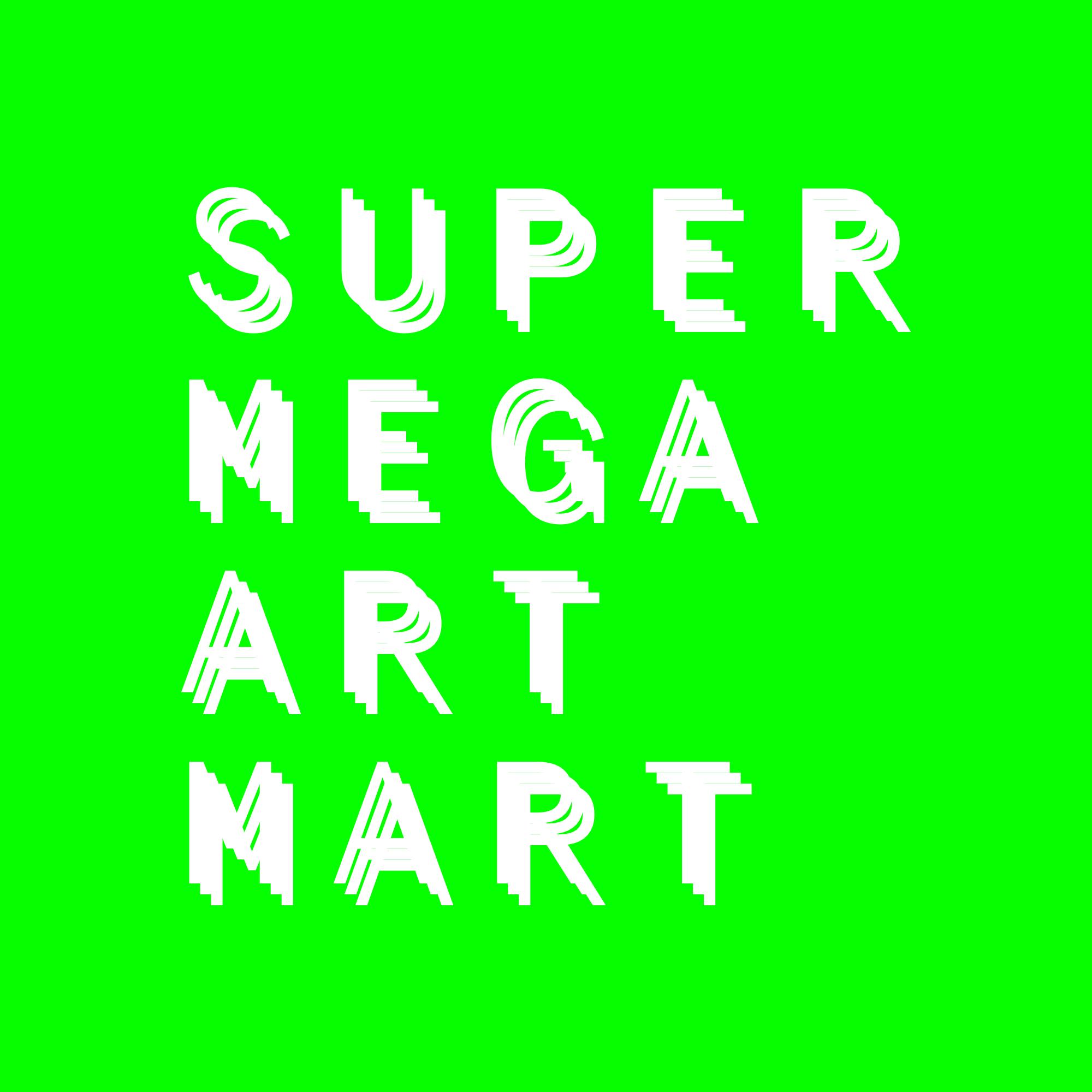 Super Mega Art Mart