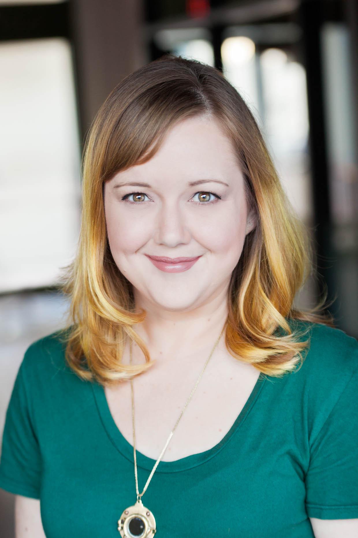 Headshot of Jennifer Mead, Creative Director