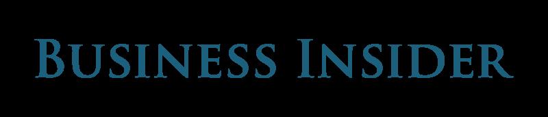 Business Insider logo.