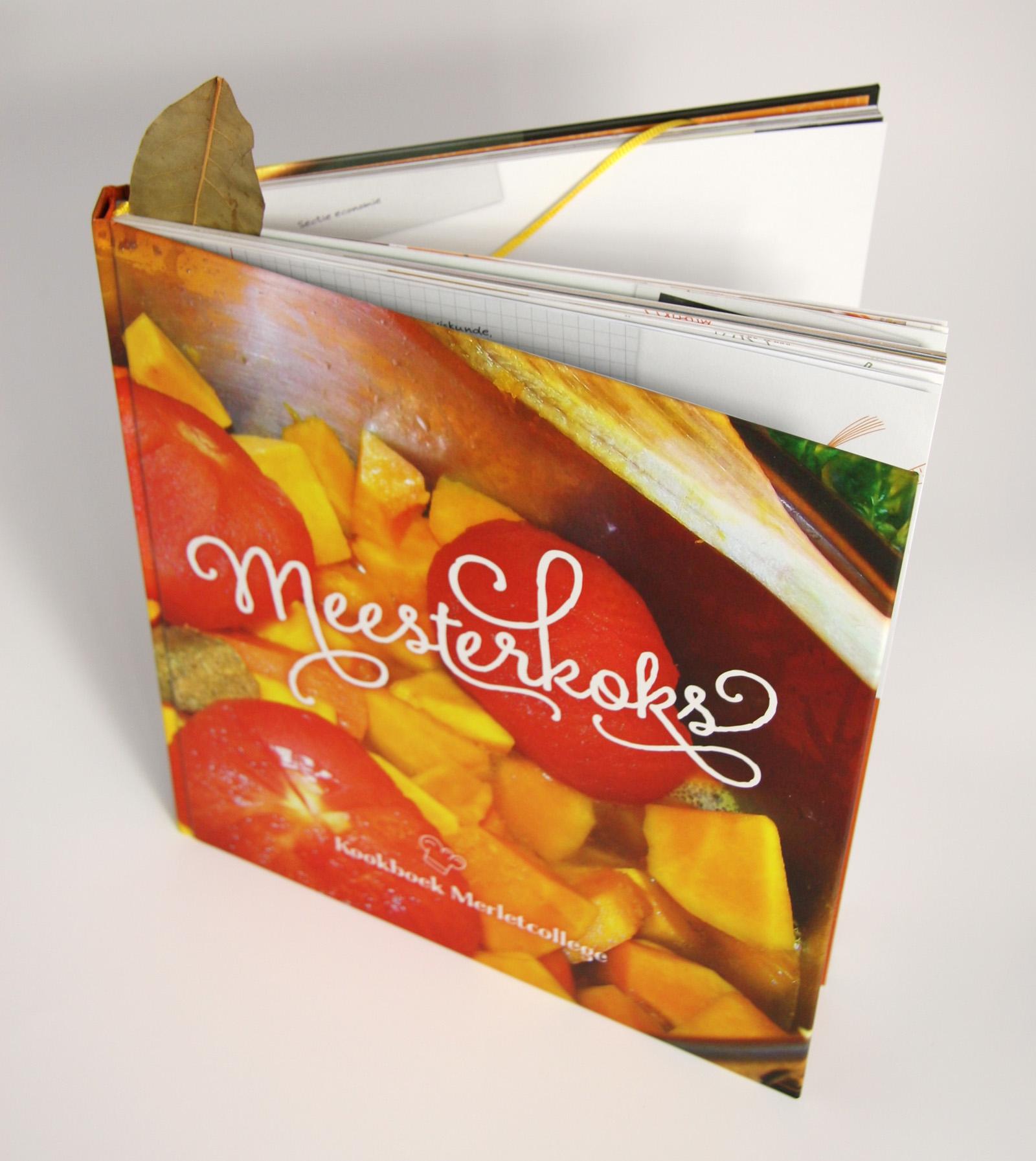 Boek 'Meesterkoks'