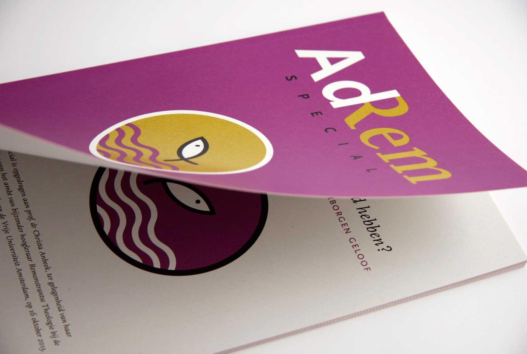 AdRem Special cover en titelpagina