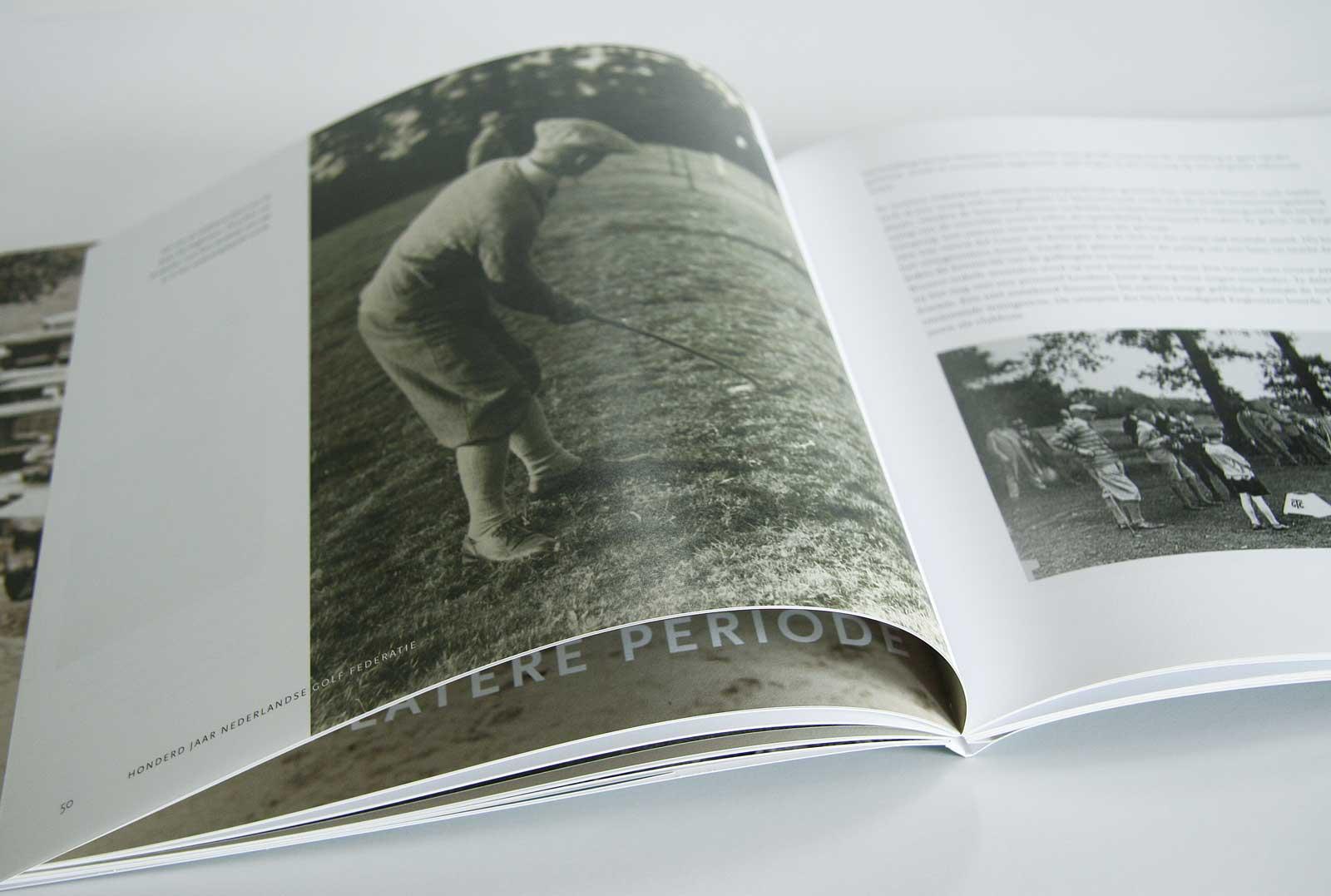 NGF boek opengeslagen