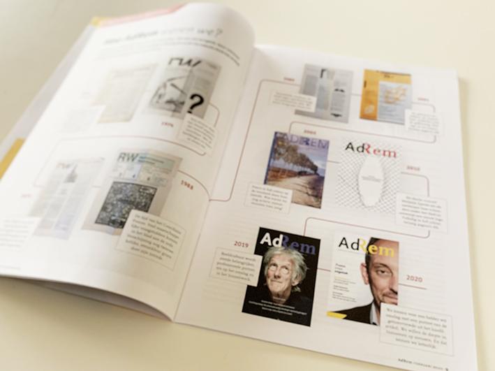 AdRem, tijdschrift van de Remonstranten, rubriek 'Hoe adrem waren we?'