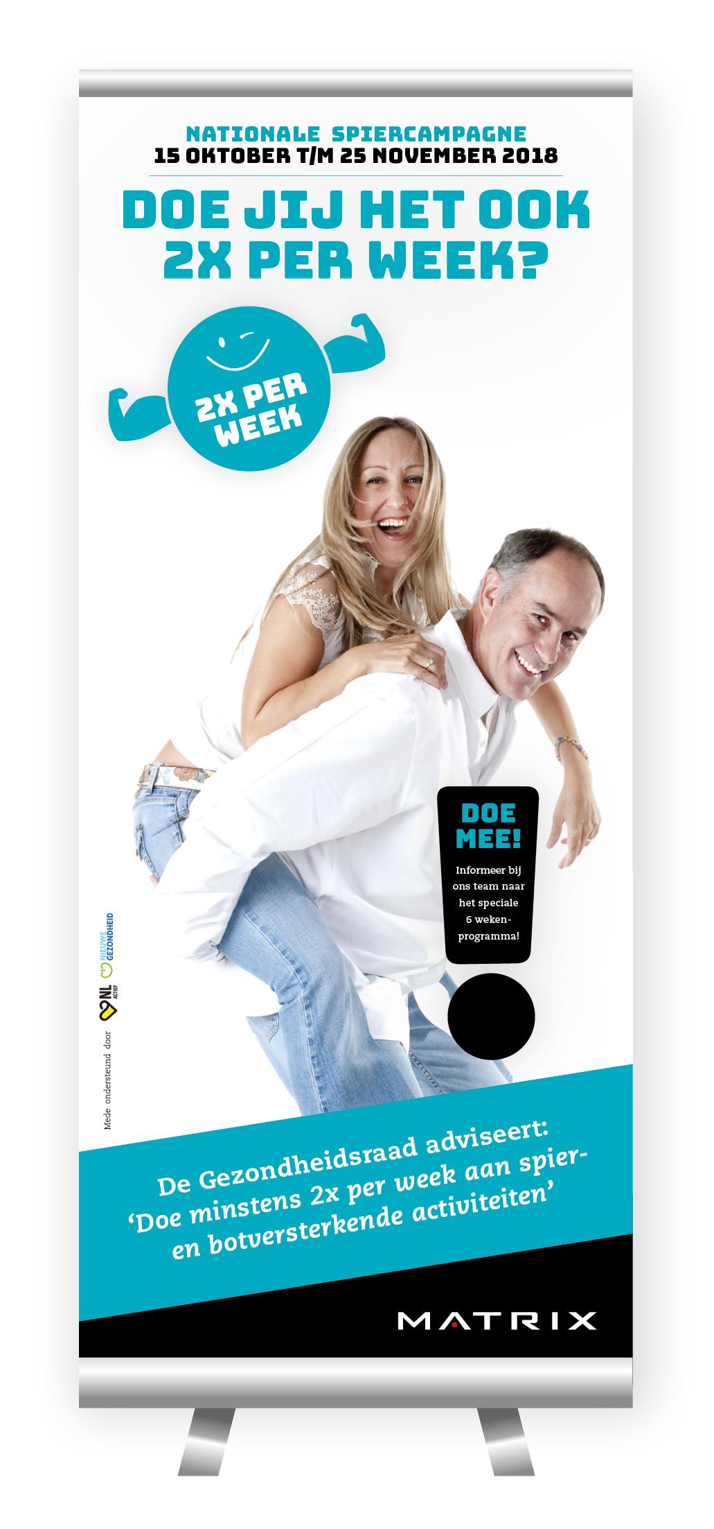 2x per week banner 2