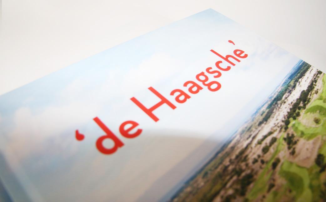 Boek 'De Haagsche'