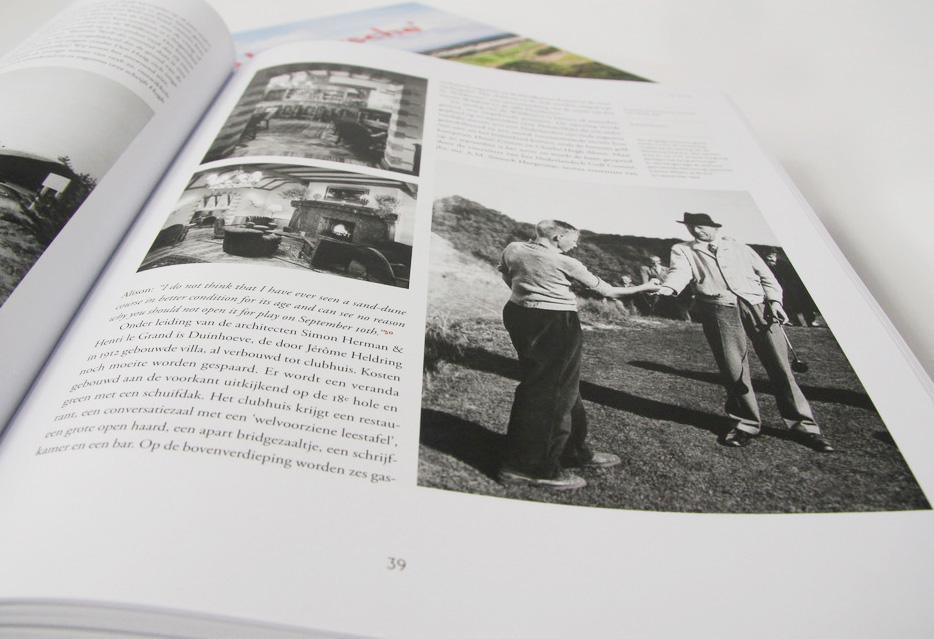 Meer geschiedenispagina's van het boek 'De Haagsche'