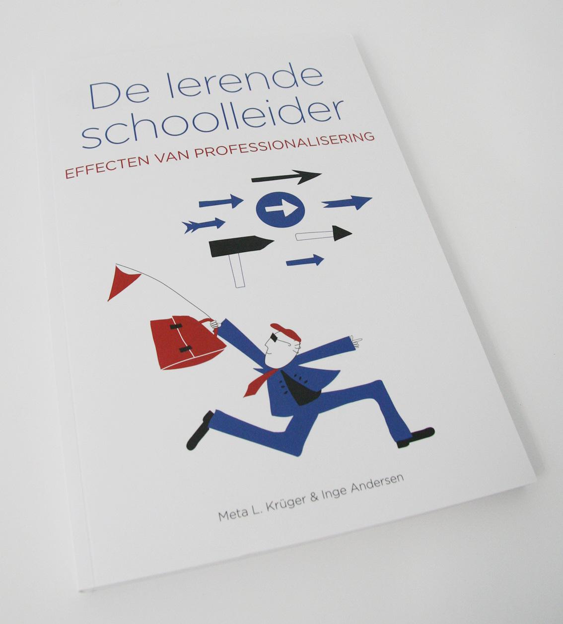 'De Lerende Schoolleider' omslag