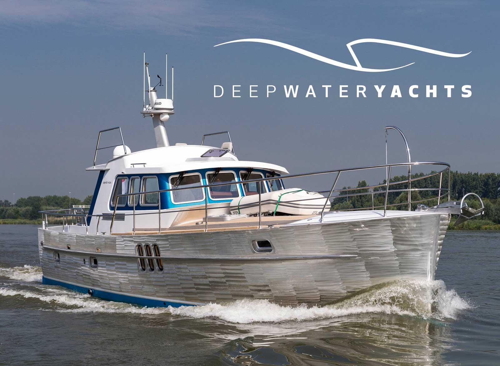 Deep Water Yachts: ontwerp en bouw van zeewaardige jachten
