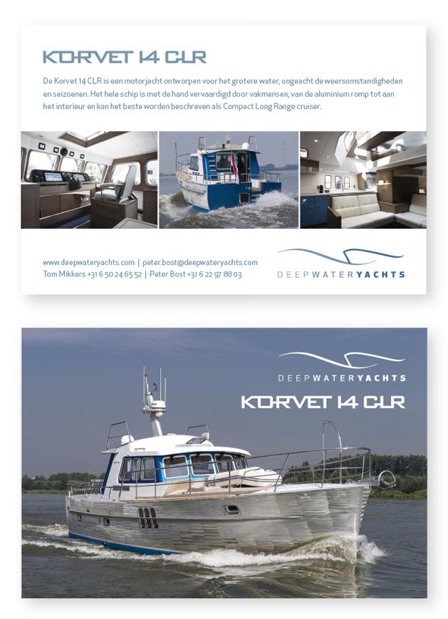 Flyer Deep Water Yachts Hiswa