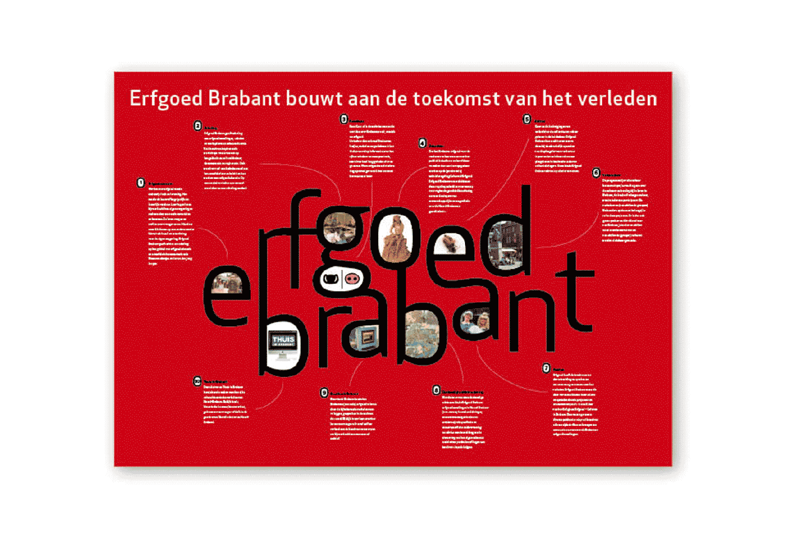 Erfgoed Brabant werkt aan heden, verleden en toekomst