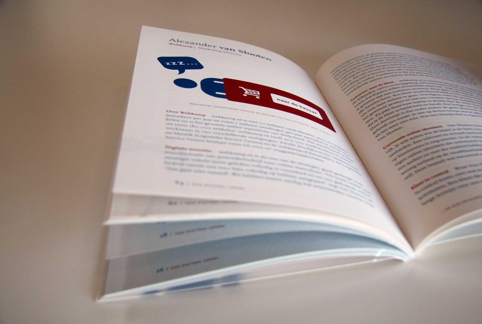 Digitaal Loyaal boek binnenwerk