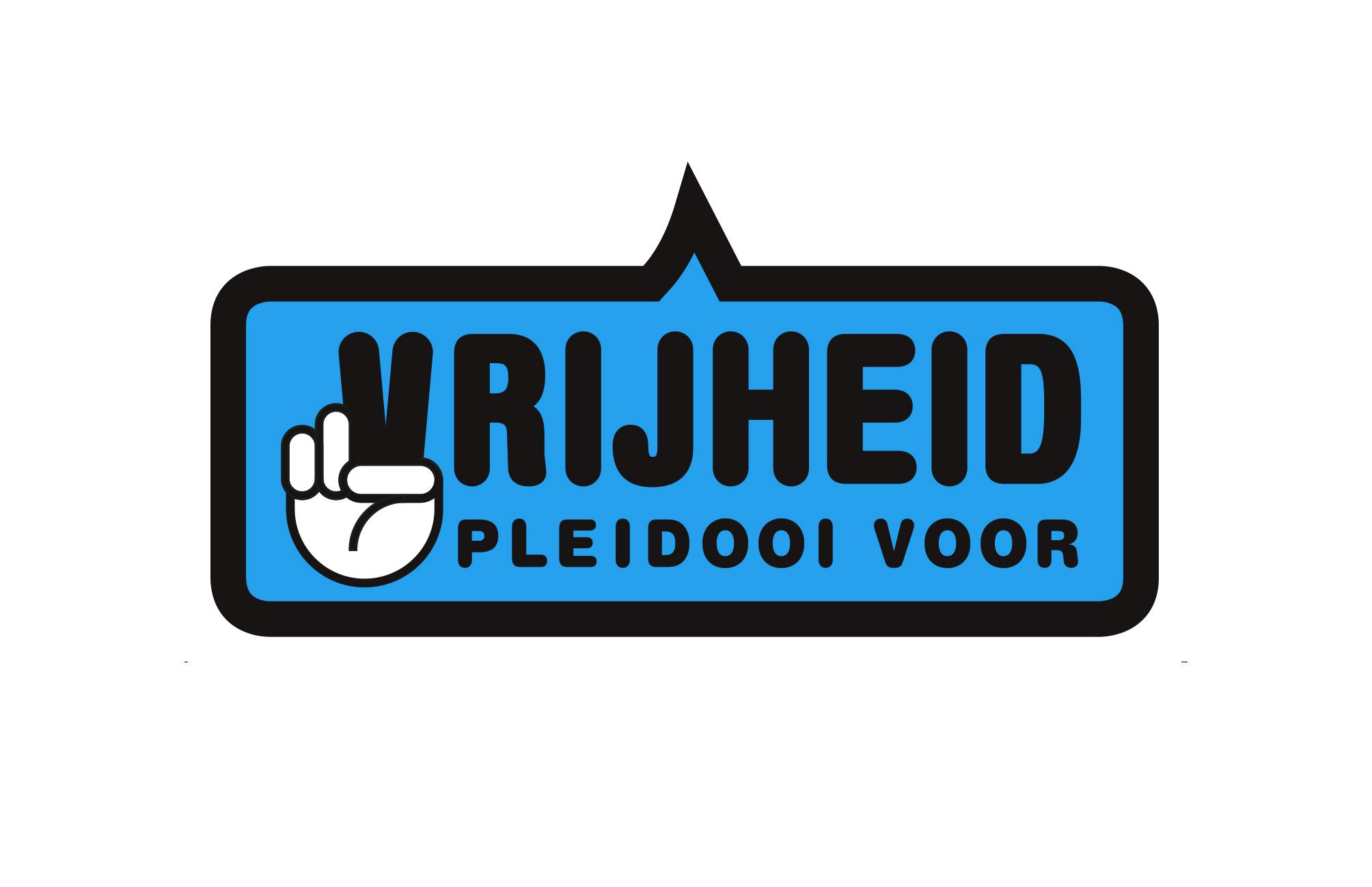Logo Pleidooi voor Vrijheid