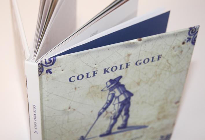 boekje golf omslag zijkant