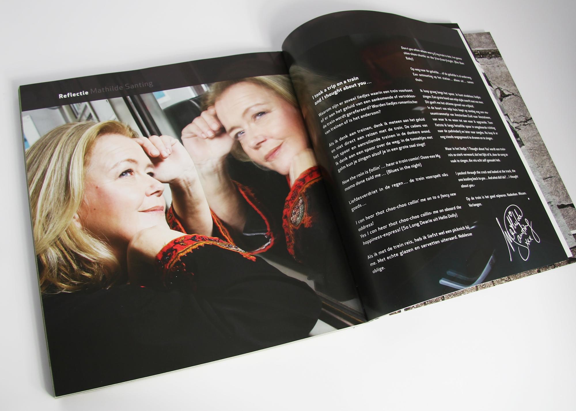 ProRail Interview Mathilde Santing