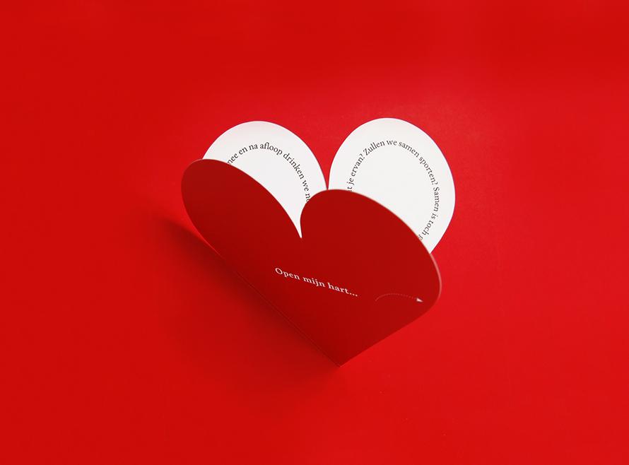 Open mijn hart...