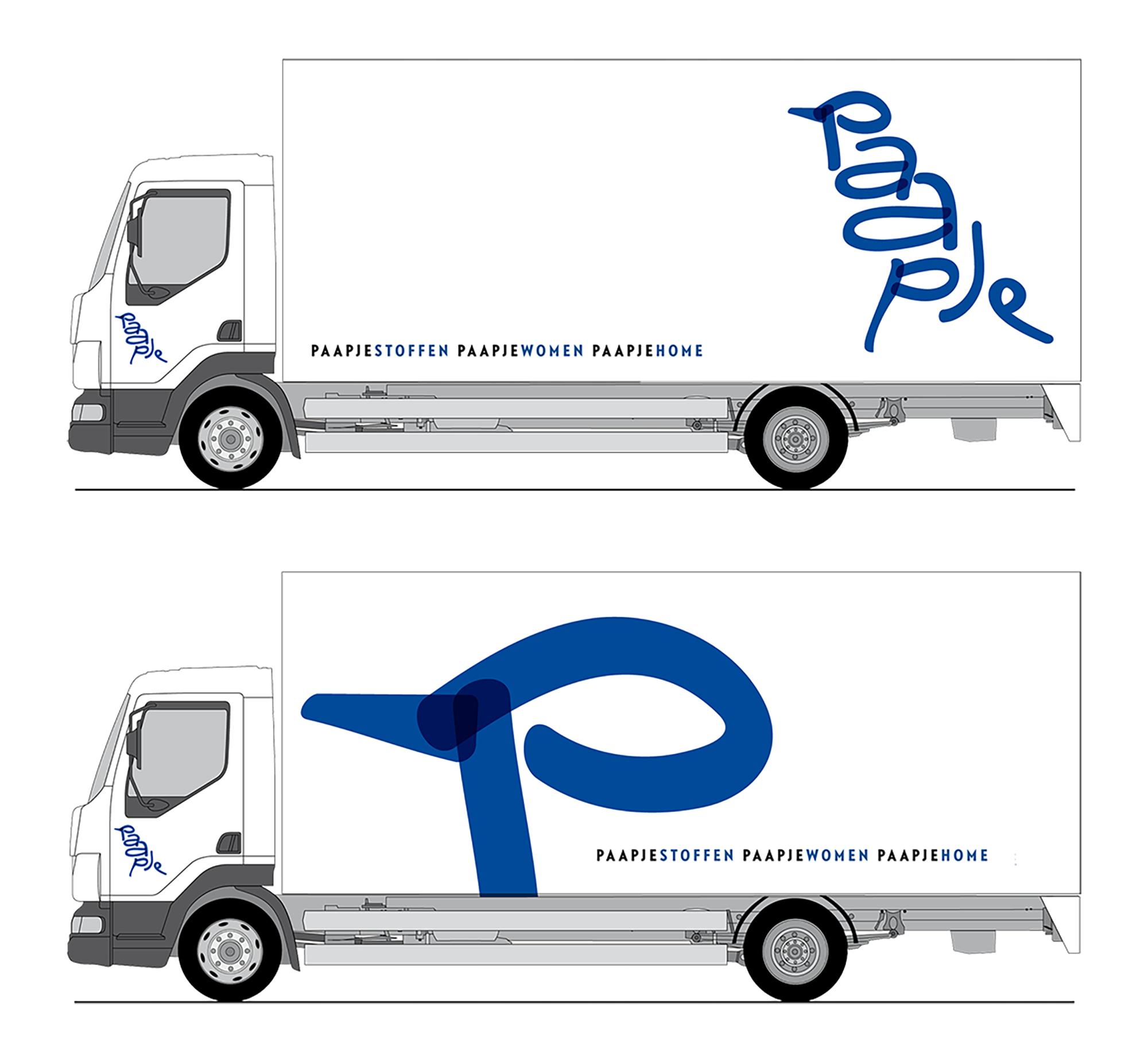 Paapje vrachtwagen (er moet altijd wat te wensen blijven)