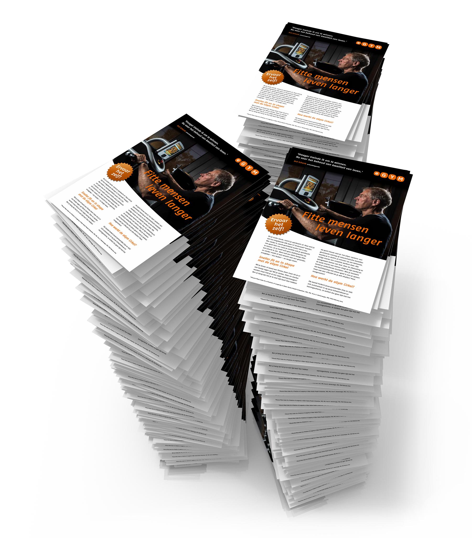 EGYM stapel folders