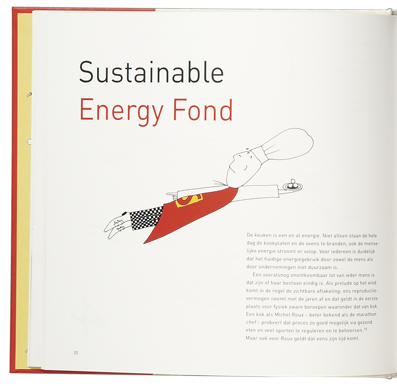 'Cooking the Books' illustratie 'Sustainable Energy Fond'