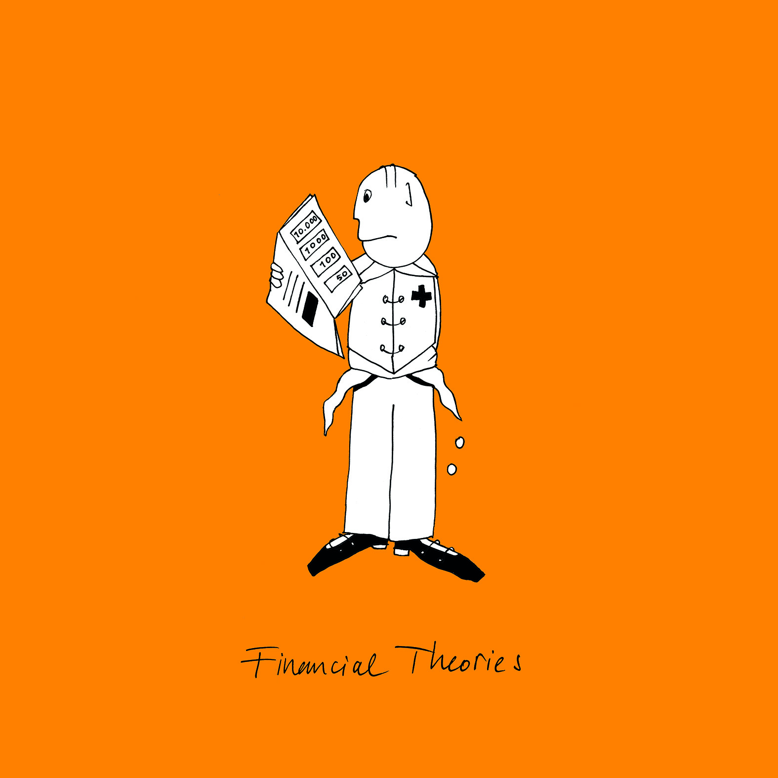 Illustratie: 'Financial Theories'