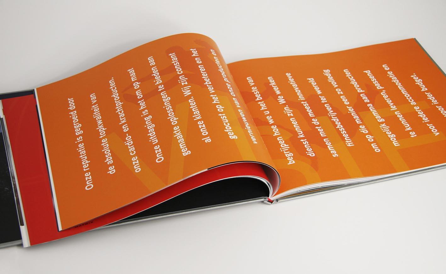Matrix Corporate brochure Mission Statement