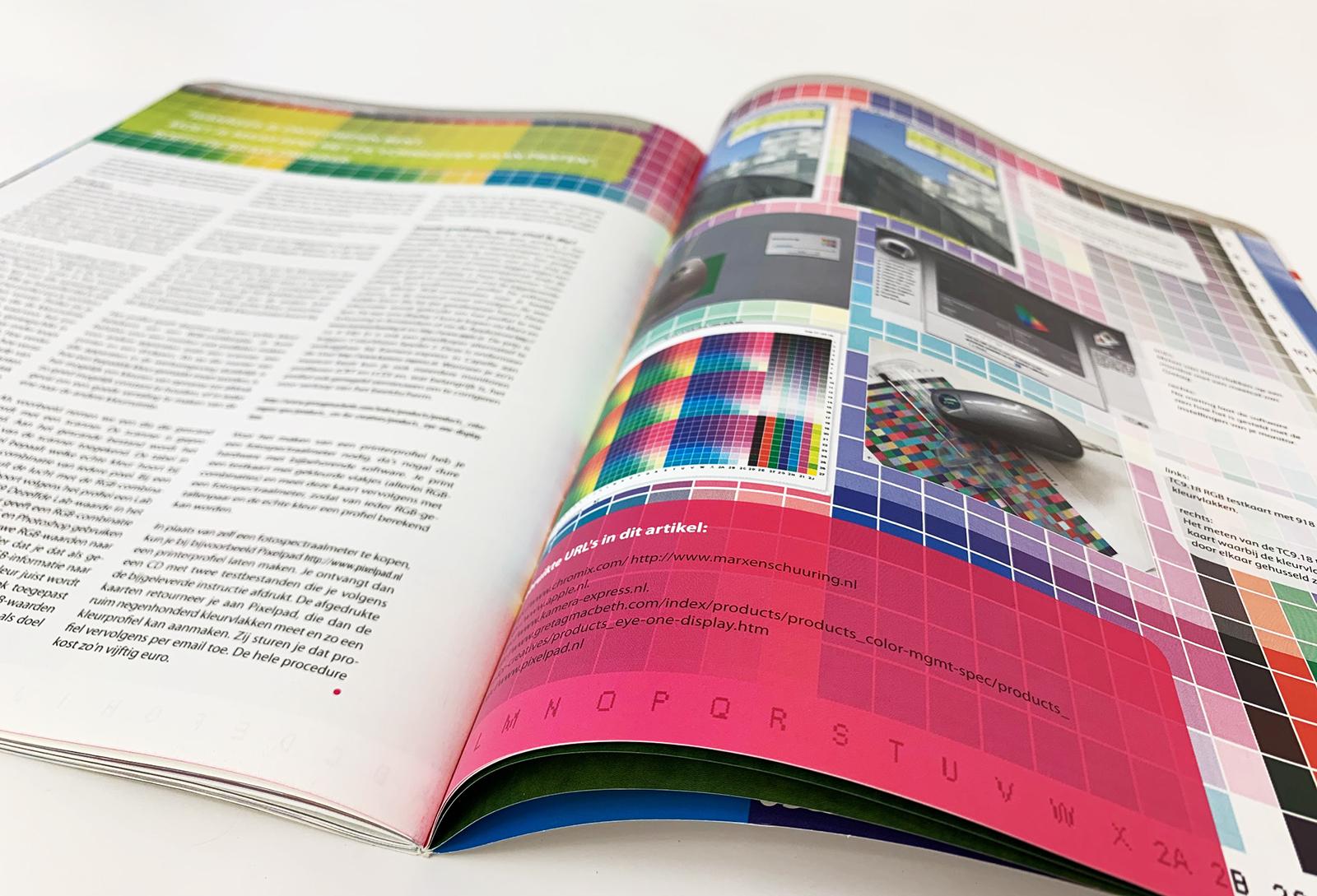 MacFreak artikel over kleuren
