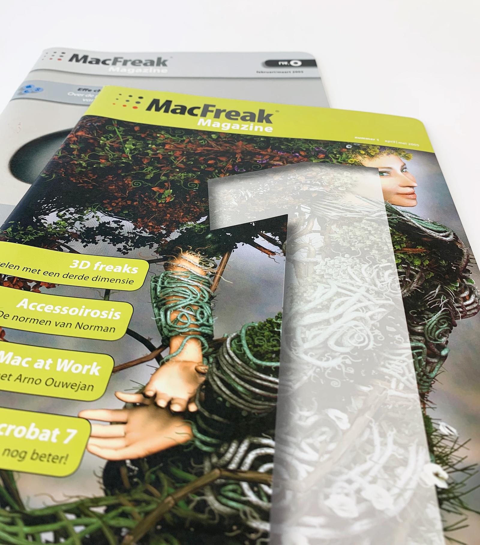 MacFreak cover